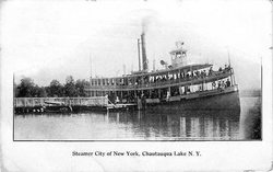 Steamer City of New York